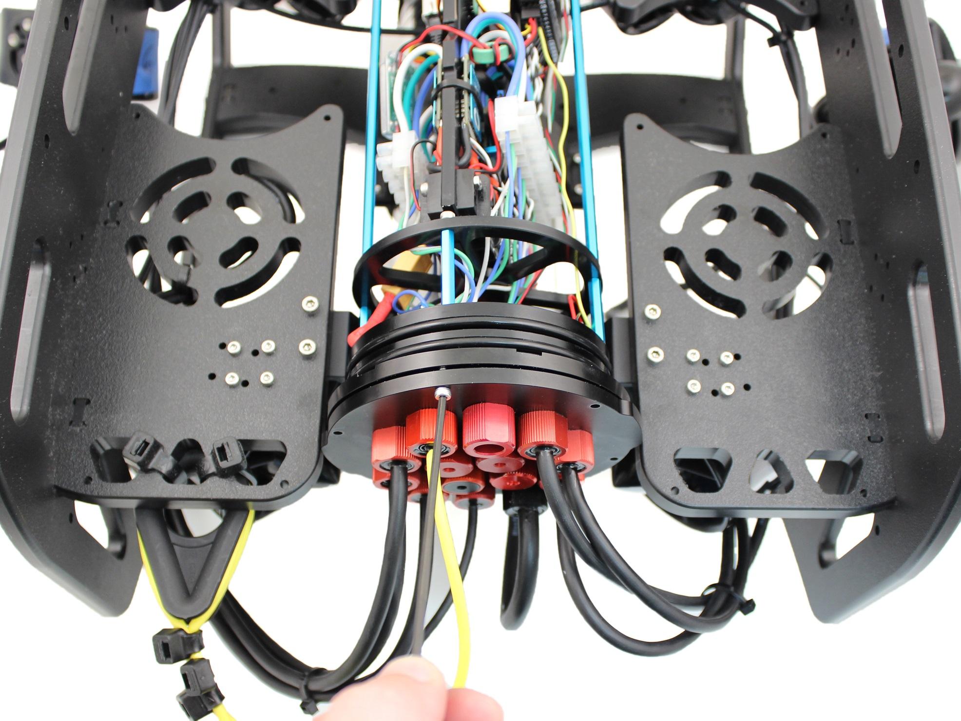 BlueROV2 Heavy Retrofit Assembly Tutorial
