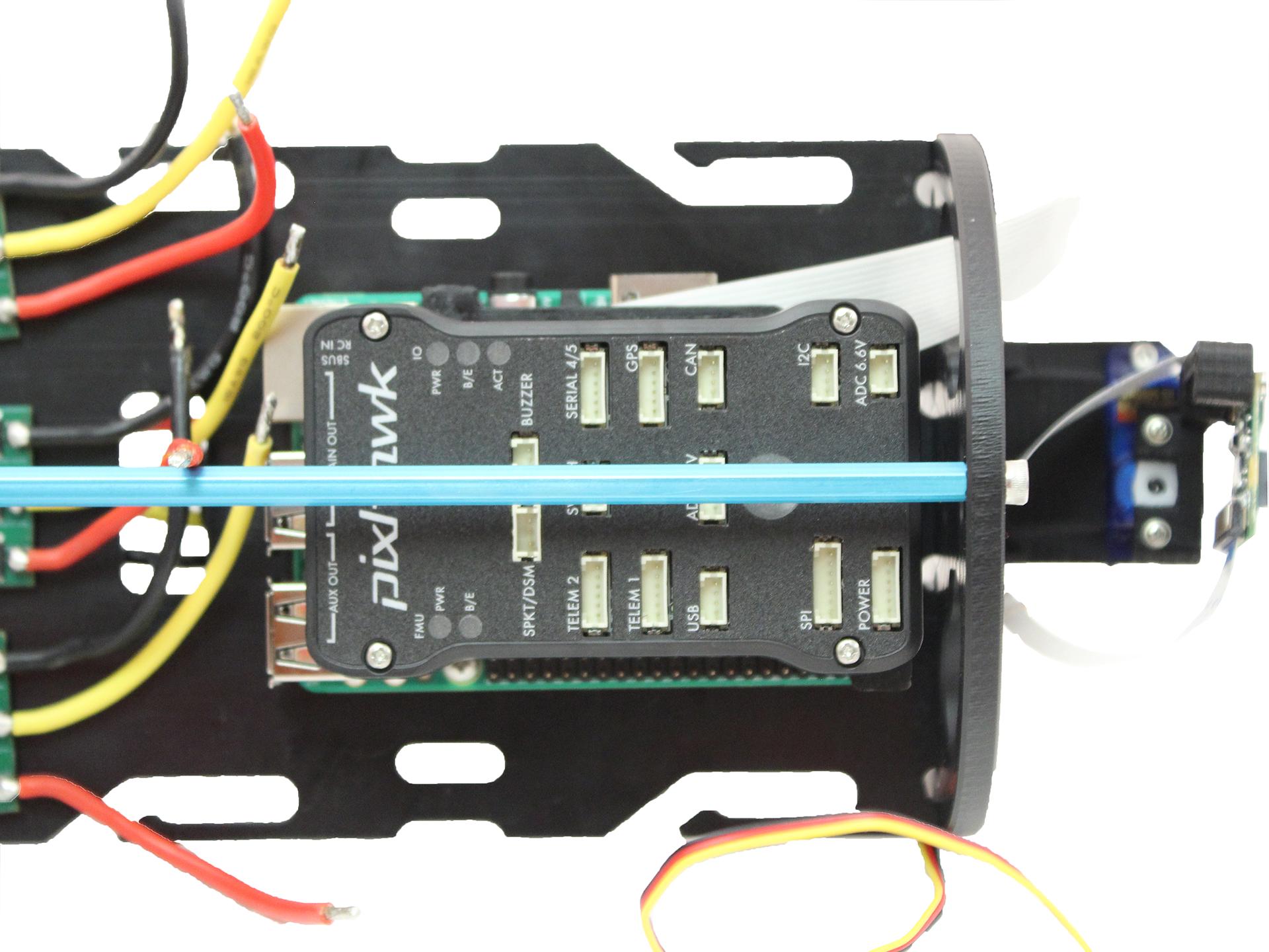 BlueROV2 Kit Assembly (Pre March 2017)